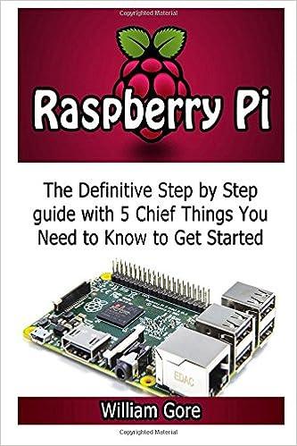 Guide user ebook download raspberry pi