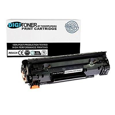 DigiToner™ by TonerPlusUSA New Compatible HP LaserJet CF283A Toner Cartridge