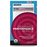 Organic Beet Juice Powder, 15 Individual Packets, Twice the Nitric Oxide Support by PureClean Performance