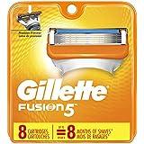 Gillette Fusion5 Men's Razor Blades, 8 Blade Refills
