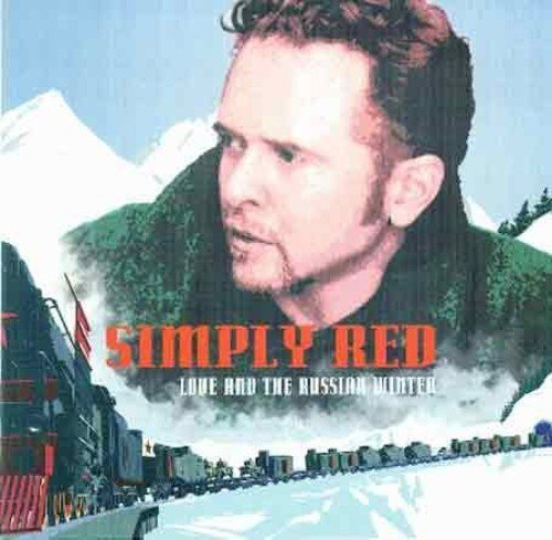 CD : Simply Red - Love &the Russian Winter (CD)