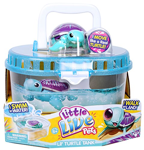 Little Live Pets Turtle Tank product image
