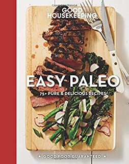 Book Cover: Good Housekeeping Easy Paleo: 70 Delicious Recipes