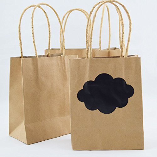Brown Paper Bag String Handle - 6