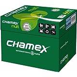 Papel Chamex A4 Sulfite Caixa Com 05 Pacotes - Total 2500 Folhas