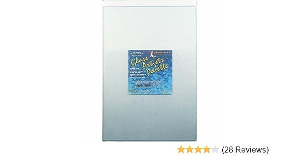 Amaco Glass Artists Palette rectangular