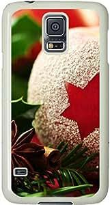 Christmas Galaxy S5 Case, Galaxy S5 Cases - Compatible With Samsung Galaxy S5 SV i9600 - Samsung Galaxy S5 Case Durable Protective Case
