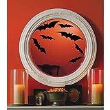 Martha Stewart Silhouettes - 12 per Package - Mirror Bats