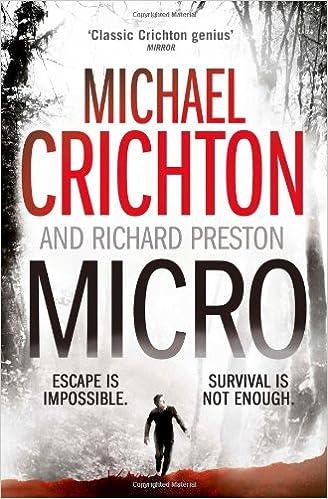 Micro: Amazon.co.uk: Michael Crichton, Richard Preston ...