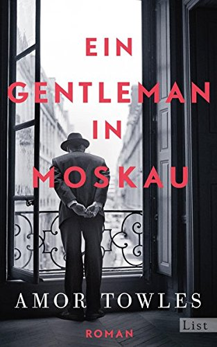 Book cover from Ein Gentleman in Moskauby Amor Towles