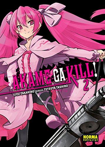 Descargar Libro Akame Ga Kill! 2. Takahiro- Tashiro