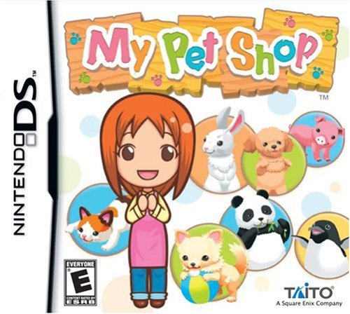 My Pet Shop - Nintendo DS - Times Times Shops Opening Square
