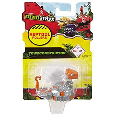 Dinotrux Reptool Rollers Towaconstrictor Vehicle: Toys & Games