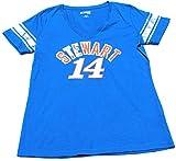 Womens Tony Stewart Tee Shirt (FOIL PRINT) Size XL