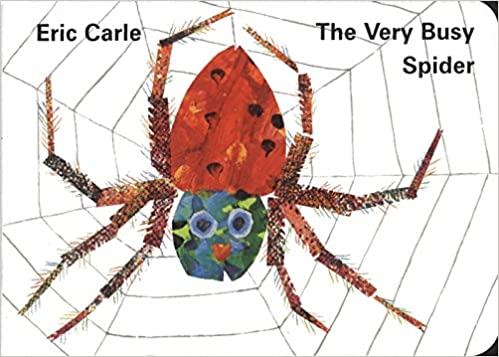 Very Busy Spider, The