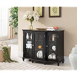 Kings Brand Furniture Wood Storage Sideboard Buffet Cabinet Console Table