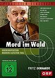 Mord im Wald - Oberinspektor Mareks letzter Fall (Pidax Film-Klassiker)