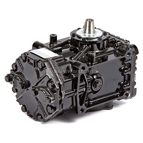 New AC Compressor For Ford F150 Jeep CJ Mercedes 300D Volvo 760 & AMC - BuyAutoParts 60-00992N1 New