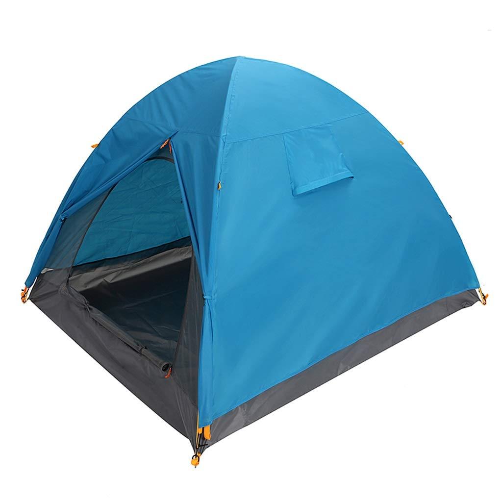 ZPBFQY FH Zelt, Outdoor Camping Beach Trip DREI-Personen-Zelt Winddicht Und Regendicht, 200 × 180 × 130 cm