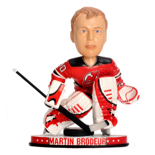 Amazon Com Forever Collectibles New Jersey Devils Martin Brodeur