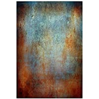 Muzi 5x7ft oil painting color effects background shabby style photography backdrops XT-5114