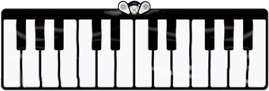 LIUFS-El teclado Pedal De Baile Piano Electrónico Paso Paso ...
