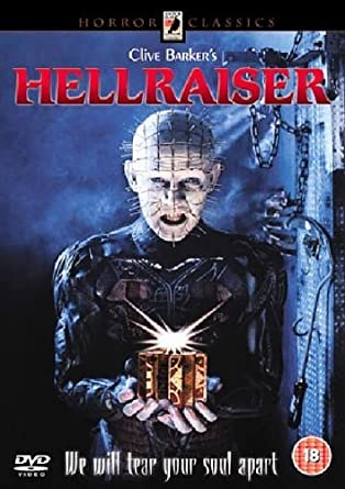 Amazon.com: Hellraiser [1987] [DVD]: Movies & TV