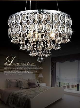 Modern Simple Elegant K9 Crystal Chandelier / Pendant