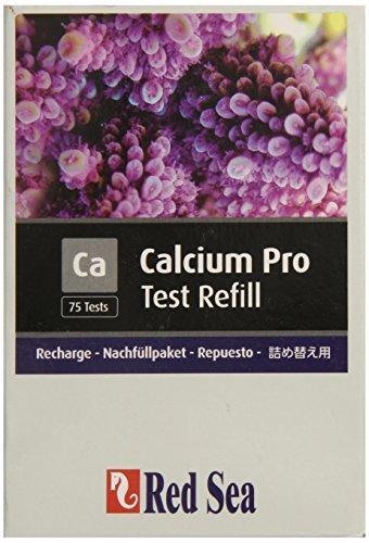Red Sea Fish Pharm ARE21406 Reagent Calcium Pro Refill Kit for Aquarium, 75 ()