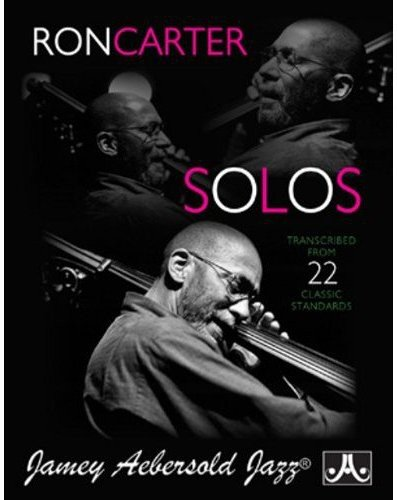 Ron Carter Bass Solos ()
