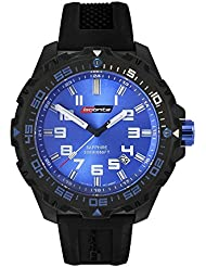 Isobrite ISO301 Valor Series Black/Blue T100 Tritium Watch