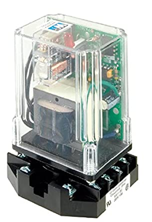 Gems 16VMZ1M0 16VM Series Field Selectable Sensitivity Plug-In Module 0 to 700 K Inverse Operation Module without Enclosure 120 VAC Gems Sensors Inc.