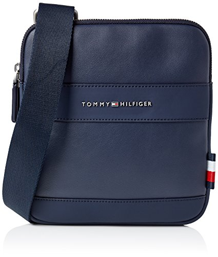 Bag City Men's tommy Blue Th Shoulder Mini Tommy Hilfiger Crossover Navy 0Rw6S