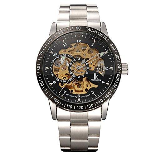 ibay wish gift IK-08 GZIE-0801 - Reloj para hombres, correa de