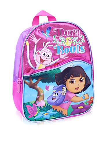 Pink Dora (Nickelodeon Dora The Explorer Backpack Little Kids Style: 18280-PINK Size: OS)