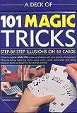 A Deck of 101 Magic Tricks, Nicholas Einhorn, 0754816966