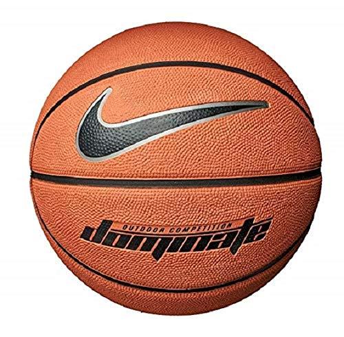 Nike Dominate Balón, Unisex Adulto, Negro, 7: Amazon.es: Deportes ...