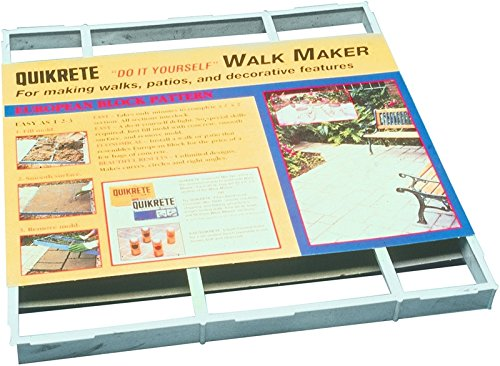 Walk Maker (Best Stamped Concrete Pattern)