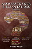 img - for Answers To Your Bible Questions book / textbook / text book