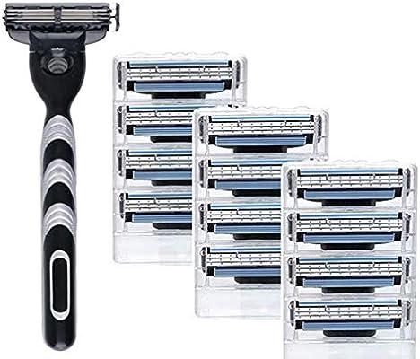 Maquinilla de afeitar manual para hombres Maquinilla de afeitar ...