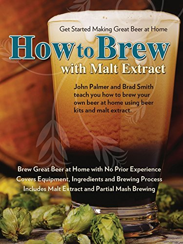 How to Brew Beer with Malt (Mash Extract)
