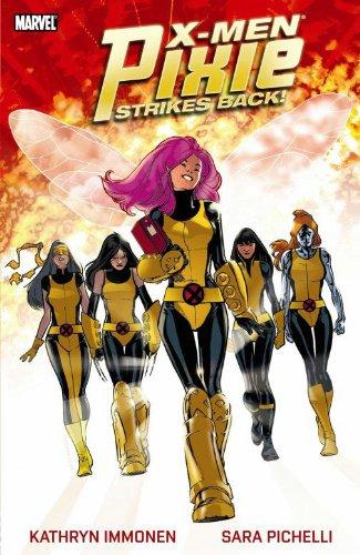 Read Online X-Men: Pixie Strikes Back pdf