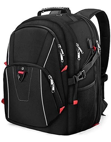 Laptop Backpack Extra Large Travel Backpacks for Men Women Waterproof TSA  Friendly Business Traveling Computer Bag 98ca6a781398