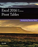 Excel 2016 for Windows Pivot Tables Front Cover