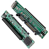 "SHINESTAR 2.5"" Inch IDE to SATA Adapter, Convert Laptop 44 Pin Male IDE PATA HDD Hard Disk Drive SSD to a Serial ATA Port"