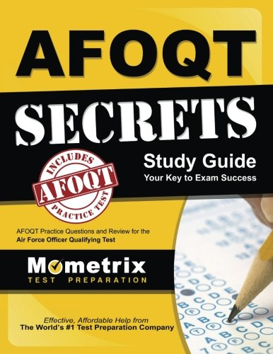 AFOQT Secrets Study Guide: AFOQT Test Review for the Air Force Officer Qualifying Test
