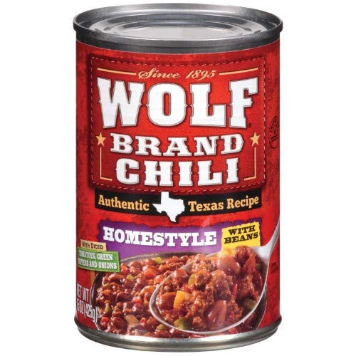 Homestyle With Beans (Pack of 6)