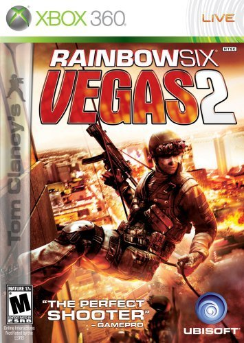 Tom Clancy's Rainbow Six Vegas 2 - Xbox 360 (Rainbow Six Vegas 2 Best Weapons)