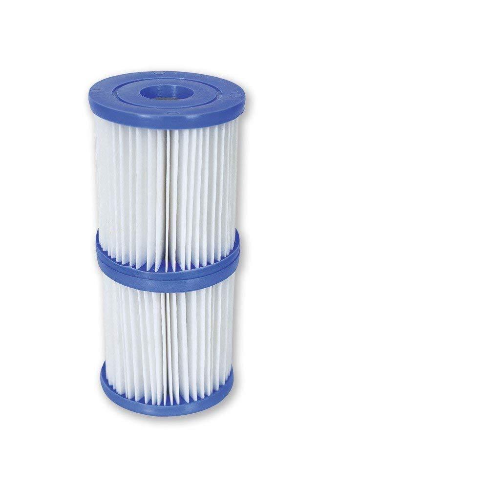 Bestway 58093 Lot de 2 Cartouches de Remplacement pour Filtres