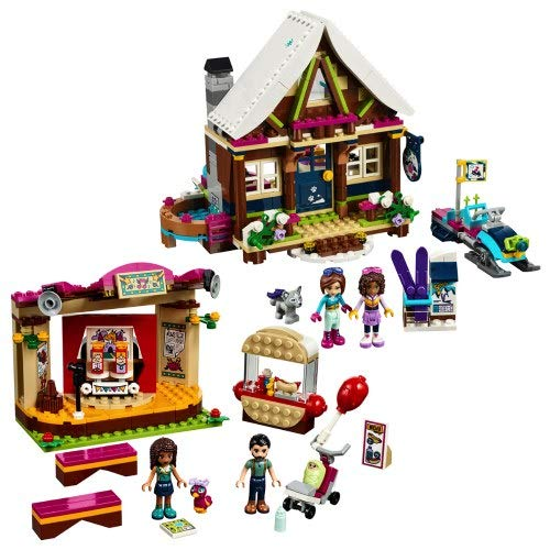 LEGO Friends Andrea's Park Performance & Snow Resort